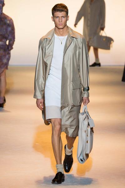 Неделя мужской моды в Милане: лучшие показы | галерея [3] фото [9]