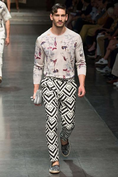 Неделя мужской моды в Милане: лучшие показы | галерея [4] фото [7]