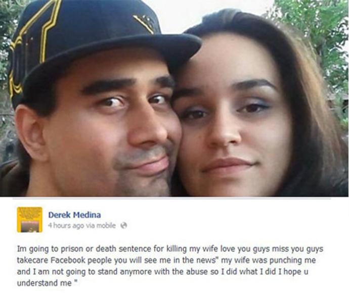 В США автор книги «Как сохранить брак» убил жену и выложил фото в Facebook
