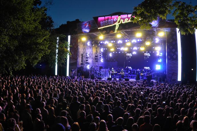 Британцы Kwabs и HONNE выступят на фестивале BOSCO FRESH FEST