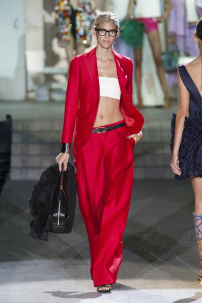 НУЖНЫЙ ТОН: Какие цвета и сочетания цветов в моде этим летом? | галерея [3] фото [6]