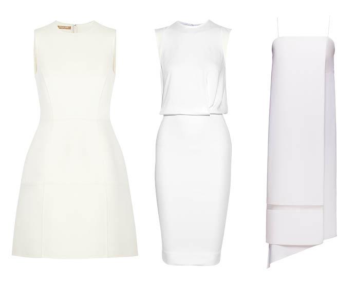 Выбор ELLE: Michael Kors, Victoria Beckham, Bevza летние вечерние платья фото