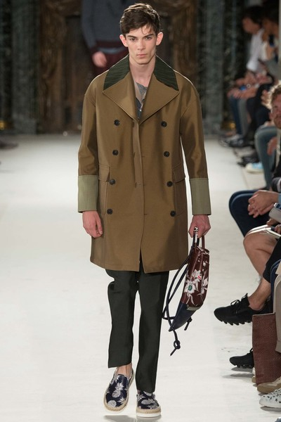 Неделя мужской моды в Париже: лучшие показы | галерея [1] фото [25]