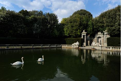 Вилла Марлия в Тоскане станет отелем   галерея [1] фото [22]