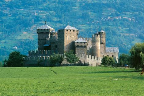 Итальянские Альпы: 10 главных достопримечательностей долины Аосты | галерея [6] фото [3]