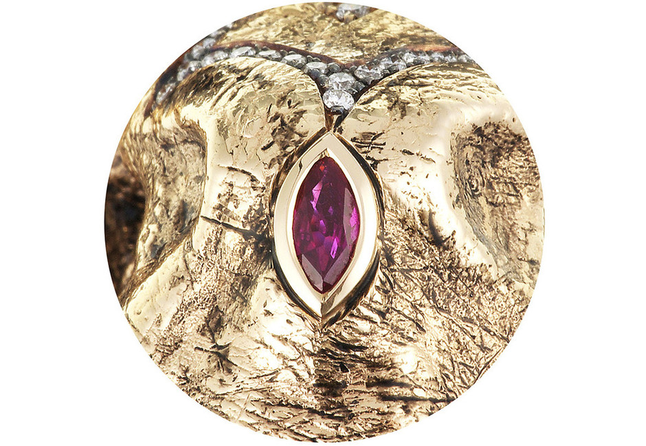 кольцо Roberto Coin