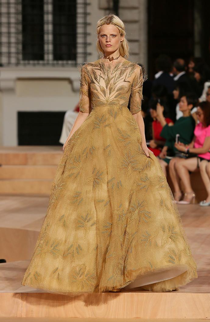 Valentino Haute Couture осень-зима 2015