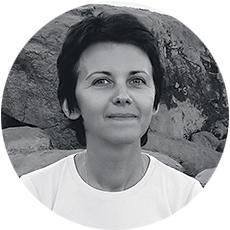 Ольга Гончар, старший дизайнер
