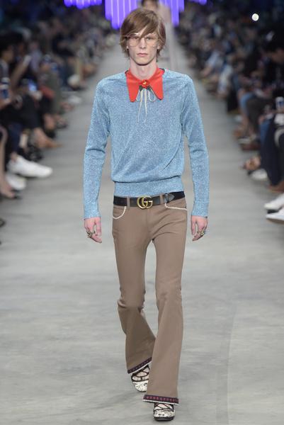 Неделя мужской моды в Милане: лучшие показы | галерея [1] фото [16]