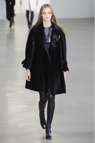 Показ Calvin Klein на Неделе моды в Нью-Йорке | галерея [1] фото [10]
