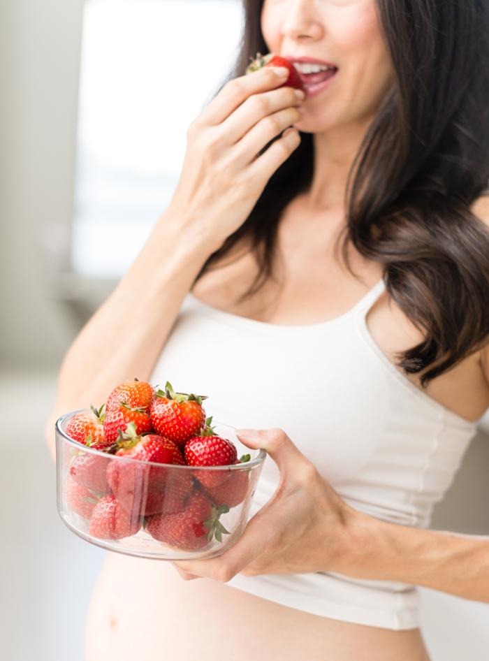 Беременность и вегетарианство: плюсы и минусы