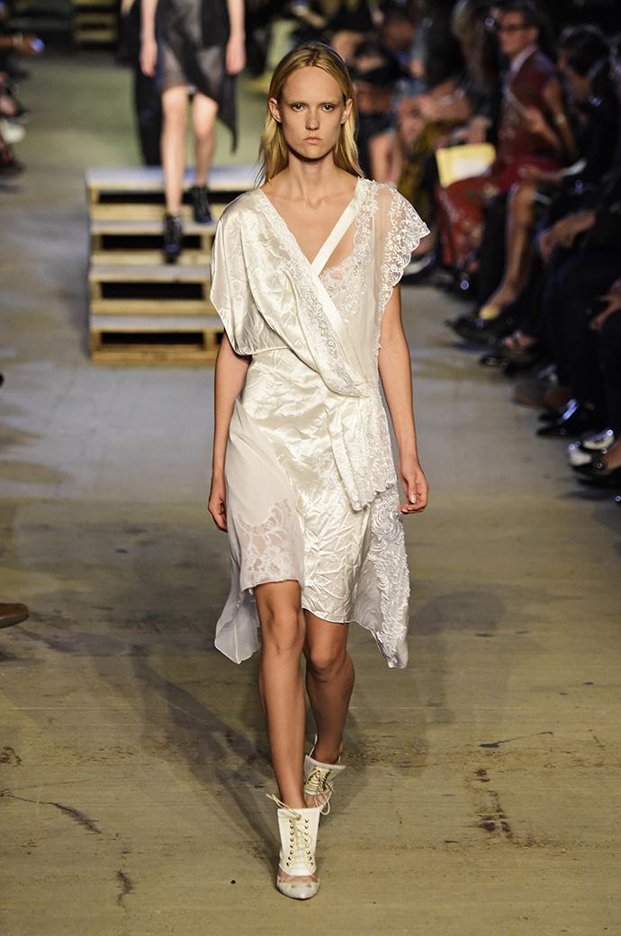 Givenchy, весна-лето 2016
