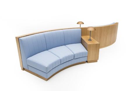 Fendi Casa перевыпустила уникальную мебель по дизайну Гильермо Ульриха | галерея [1] фото [3]