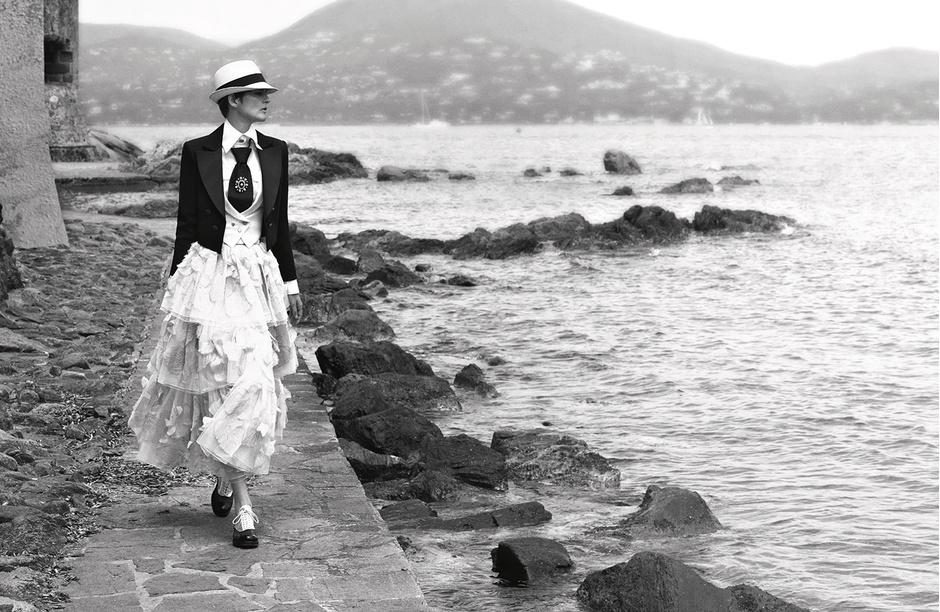 Chanel представил рекламную кампанию новой круизной коллекции