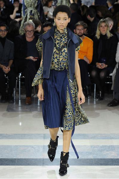 Неделя моды в Париже: день седьмой | галерея [1] фото [1]