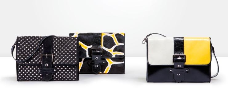 Кейт Мосс создала рок-н-рольную коллекцию сумок для Longchamp