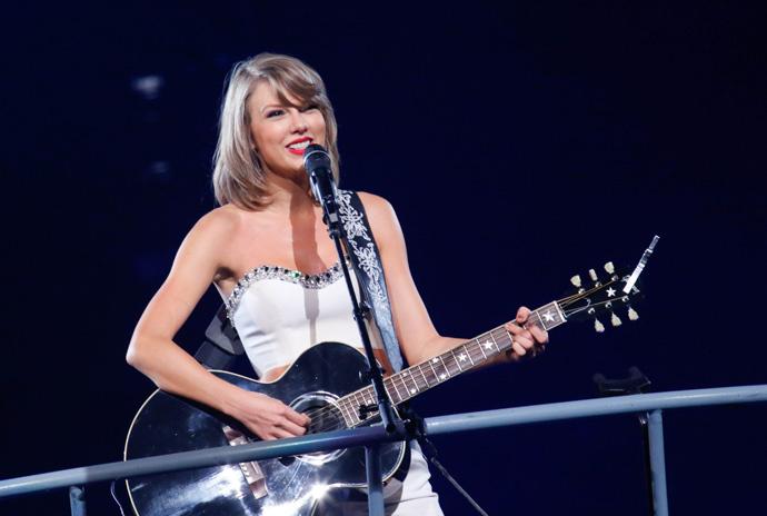 Тейлор Свифт призналась, что в ее жизни не хватает спонтанности