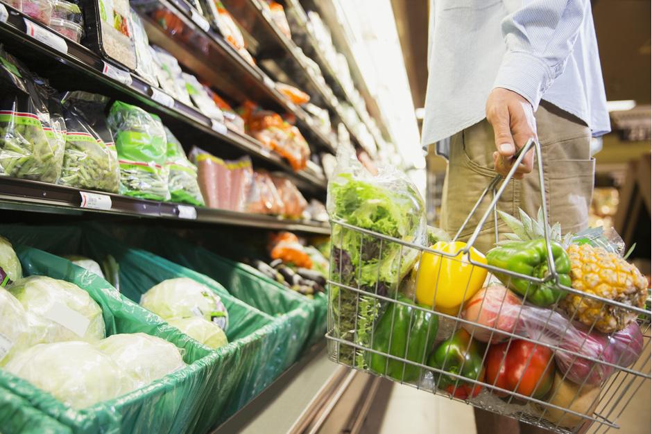 Groser: закупка продуктов