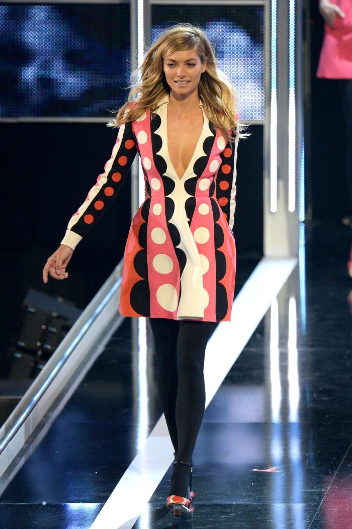 Модный показ Fashion Rocks 2014