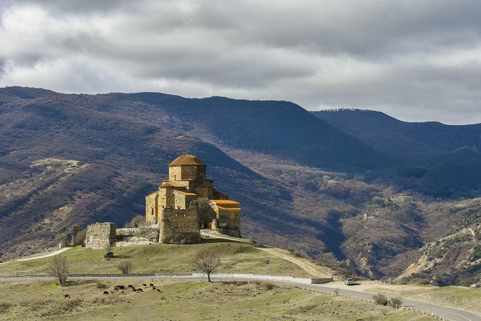 9. Мцхета, Монастырь Джвари