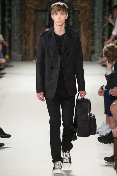 Неделя мужской моды в Париже: лучшие показы | галерея [1] фото [16]
