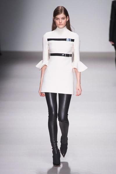 Неделя моды в Лондоне: 22 февраля | галерея [1] фото [9]