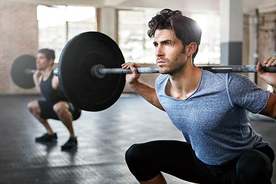 Как перестать стесняться в спортзале