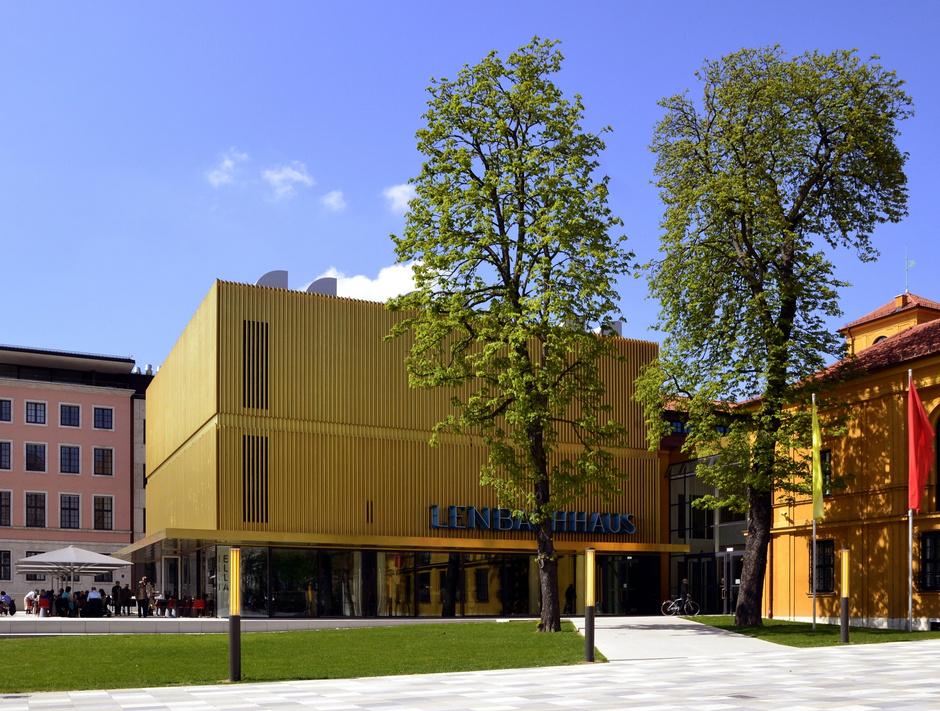 Галерея Lenbachhaus