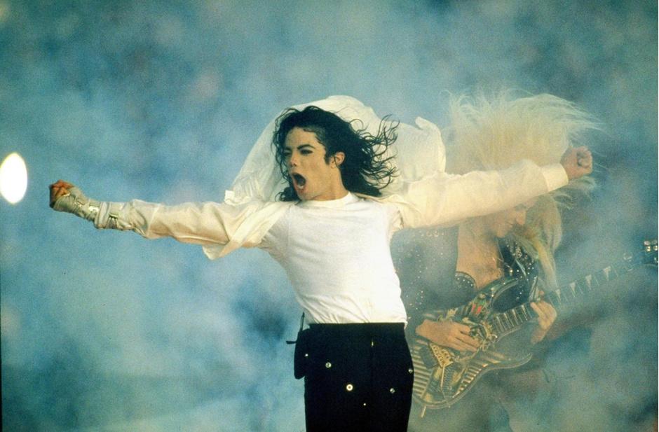 Майкл Джексон концерты