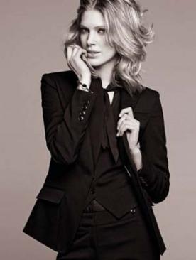 Лукбук осенней коллекции H&M Silhouettes