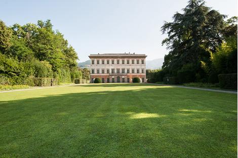 Вилла Марлия в Тоскане станет отелем   галерея [1] фото [27]