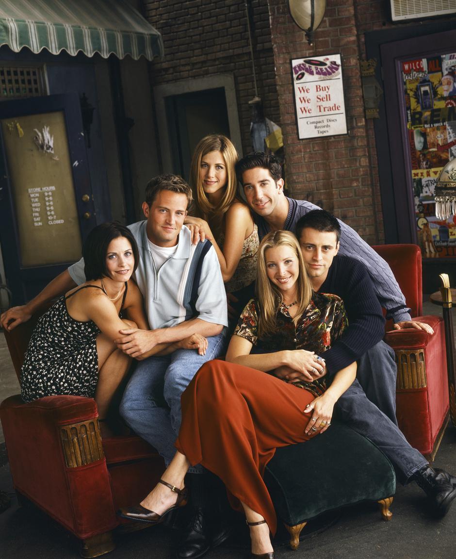 Актеры «Друзей» снова соберутся вместе