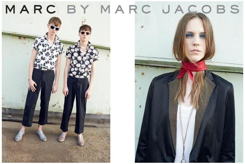 Marc by Marc Jacobs весна-лето 2014