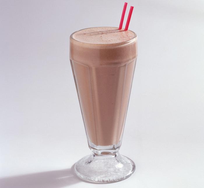 Рецепт шоколадного коктейля