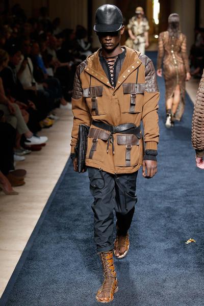 Неделя мужской моды в Париже: лучшие показы | галерея [7] фото [15]