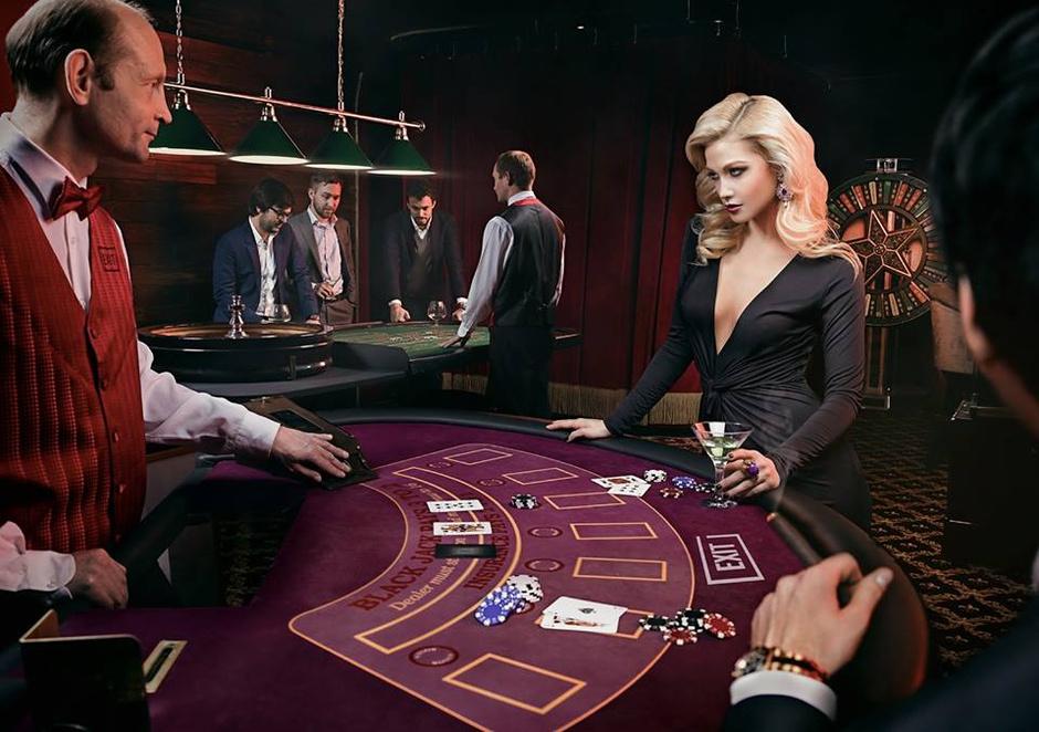 Пройти квест и ограбить казино
