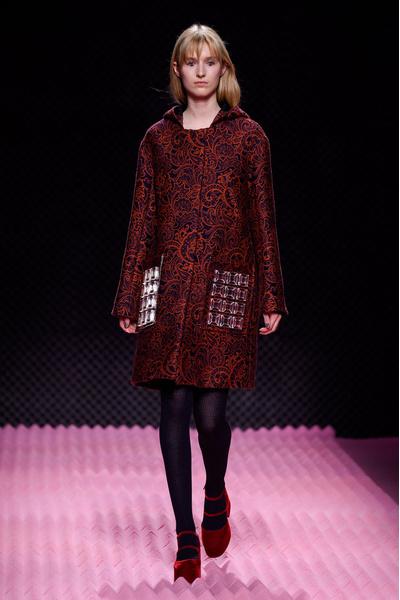 Показ Mary Katrantzou на Неделе моды в Лондоне | галерея [1] фото [7]