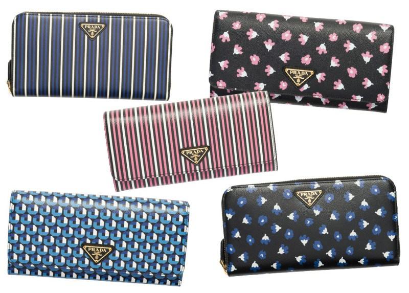 Аксессуары для сумок от Prada