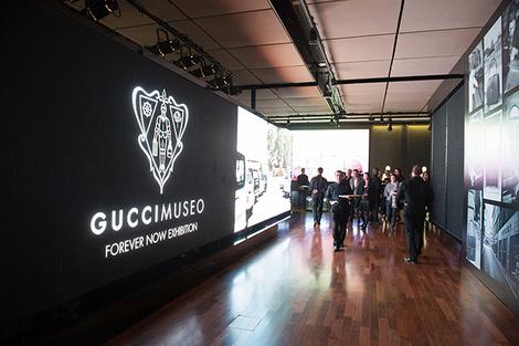 выставка Gucci