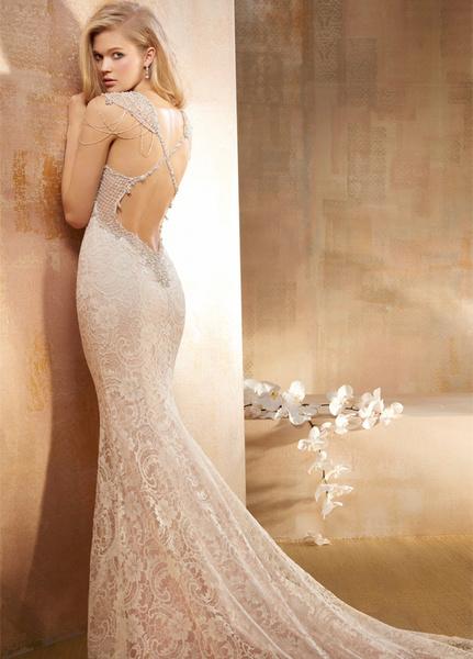 Сексуальные свадебные платья фото 2