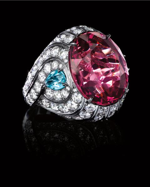 Tiffany & Co. представил новую коллекцию Высокого ювелирного искусства Blue Book | галерея [1] фото [9]