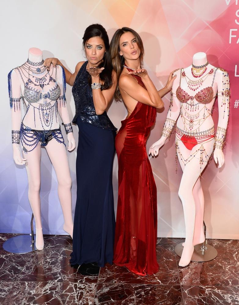 «Ангелы» Victoria's Secret: фото