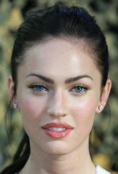 Меган Фокс макияж фото