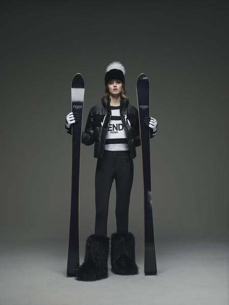 Навострили лыжи: «горнолыжные» коллекции модных домов | галерея [1] фото [9]