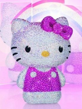Swarovski украсит Hello Kitty