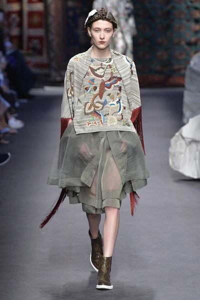 Неделя моды в Милане 2015: день четвертый | галерея [1] фото [11]