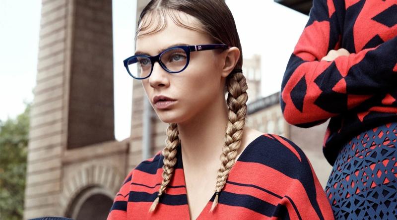 Оптические оправы от DKNY