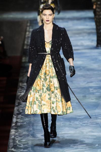 Показ Marc Jacobs на Неделе моды в Нью-Йорке | галерея [1] фото [19]