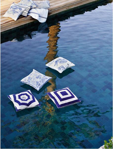 Средиземноморский стиль в интерьере: декор, советы | галерея [7] фото [15]