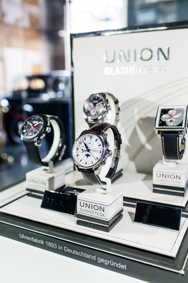 часы union glashutte/sa